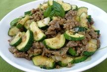 Zucchini Recipes / by The Gluten-Free Homemaker