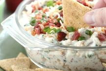 Appetizers- ranch dip