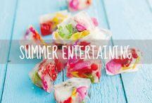 Summer Stuff / Sweeps & Ideas for Summer!! / by Mindi Eden