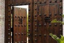 puertas enchapes decoracion