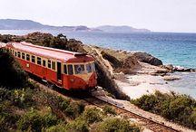 Voyager en Corse / Itinéraires et incontournables à voir sur l'ile de beauté, la Corse : attraits à ne pas manquer, bonnes adresses, guides gourmands, top villes à visiter