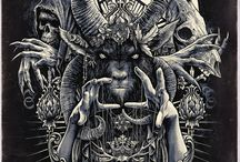 okultyzm , satanizm