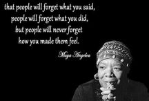 Maya Angelou / by Desiree Hill