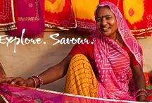 India / High on the bucket list, so pinning ideas. / by Leslie Burnside
