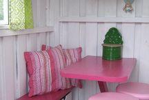 Leikkimökki~playhouse