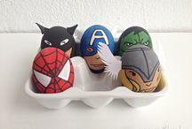 βαψιμο αυγων