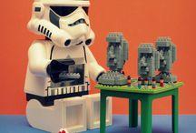 We love lego.