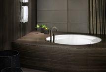 Kitchens/bathroom