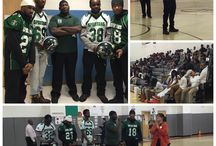 Spartans In The Community / New Jersey Spartans continue to give back to our local community