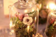 Wedding  Deco/cake/color/fleurs