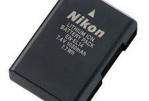 Nikon Camera Accessories / http://www.camerasdirect.com.au/camera-accessories/nikon-camera-accessories