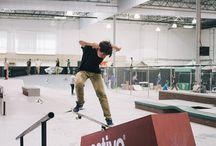 Skate or die / Fotografías realizadas en diferentes ciudades europeas a skaters totalmente amateurs. Un deporte, una pasión, una forma de vida!  ©Jose.MS