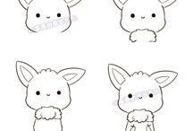 Pokemon tegninger