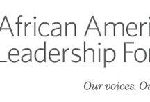 African American Leadership Forum / Marshall Alston is a member of the African American Leadership Forum.