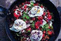 Cucina Mediterranea / the food of the Mediterranean