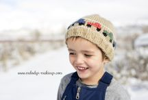 Melody's Makings' Fun Knitting Patterns (Not Just For Babies!)
