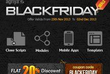 Agriya's Black Friday Deals