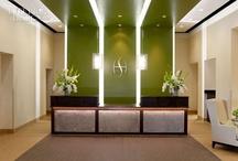 Design: Hotel Public Areas / Work Inspiration
