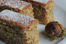 Gâteau noisettes