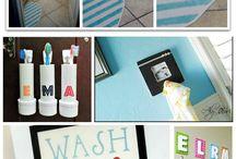 Bathroom  / by Erica Gates-Smith