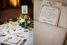 Hollywood glamour old style Weddings / Add that elegant, hollywood glamour to your wedding....