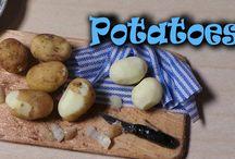 aardappelen groente en fruit / groente producten