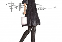 Fashion Sketches / by Maggy Lehmicke