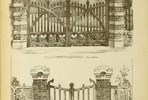 Ограждения & ворота & калитка