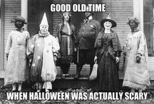 Halloween!! My favorite / by Devin Mazza