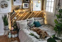 My goal bedroom