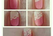 ᵔᴥᵔ Nail art ᵔᴥᵔ