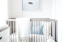 Nursery Inspiration / Get a little inspo and create the perfect baby nursery