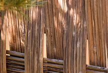 Bamboo Fences / Bring your design and landscaping project ideas to life with bamboo fence.