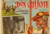 #DonQuijoteyelCine #DonQuijote #GrigoriKozintsev / Ciclo de Cine Don Quijote y el cine #La Cinemateca #Sevilla #Octubre-Diciembre #2016