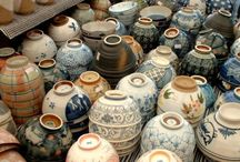 Japanese pottery, antiques etc... / by Crystal Ryan