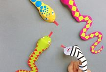 Crafts: Animals