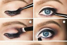 Conseils de maquillage des yeux