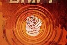 DD: Dimension Drift Covers / Covers for Christina Bauer's upcoming YA Dystopian Romance series, DIMENSION DRIFT