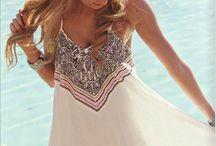 Summer clothing / Ideas