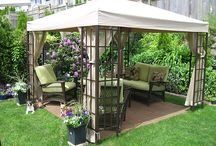 Gazebos and patios