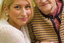 Elderly Friends Forever