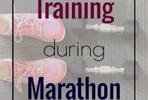 {Run} Marathon Training / Plans and workouts for training for my first Marathon in 2017