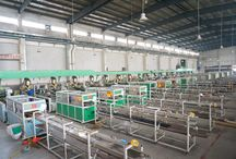 Factory Pictures / Guangdong Techwoodn Co.,ltd is a manufacturer to research,design,develop,produce and sell WPC products to Europe,America,Oceania and Middle East every year. Techwoodn is located in south of China,Zhuhai City,Guangdong Province,which covers 45000 square meters.We can supply 20000 tons wood plastic composits including WPC decking,WPC fence,WPC wall panel and WPC tile.We have the leading technology to the superior Colormix Woodgrain products.