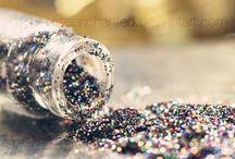 glitter e scintillio