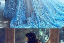 Dream Wedding ideas / Dress colour and style, Cake ideas