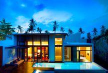 Architecture, Interiors & Gardens