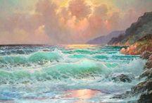 Maisemat meri