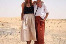 Desert Dubai Outfit