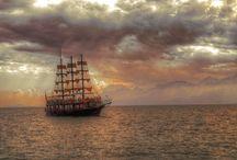 Ships / by J.D. Rhoades