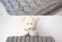 knitting & crochet baby clothes